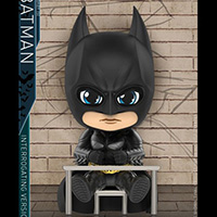 Batman Interrogating Version Cosbaby - Batman Dark Knight - Hot Toys cosb723