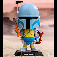 Boba Fett ( Animation Version ) Cosbaby - Star Wars - Hot Toys cosb388