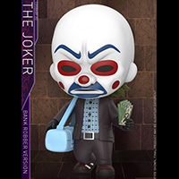 Joker Bank Robber Version Cosbaby - Batman Dark Knight - Hot Toys cosb678
