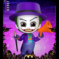 Joker Cosbaby - Batman 1989 - Hot Toys cosb711