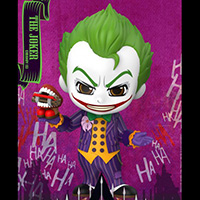 Joker Cosbaby - Batman Arkham Knight - Hot Toys cosb674
