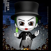 Joker Mime Version Cosbaby - Batman 1989 - Hot Toys cosb713