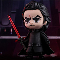 Kylo Ren Cosbaby - Star Wars The Last Jedi - Hot Toys cosb409