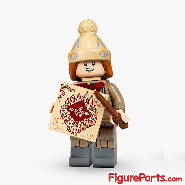 Lego George Weasley Minifigure  - Lego Collectible Minifigures Harry Potter Series 2 - 71028