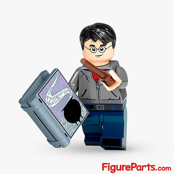 Lego Harry Potter Minifigure  - Lego Collectible Minifigures Harry Potter Series 2 - 71028