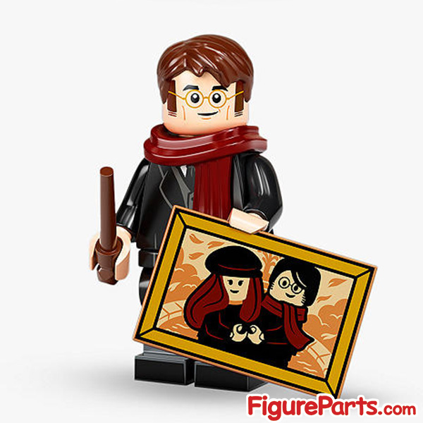Lego James Potter Minifigure  - Lego Collectible Minifigures Harry Potter Series 2 - 71028