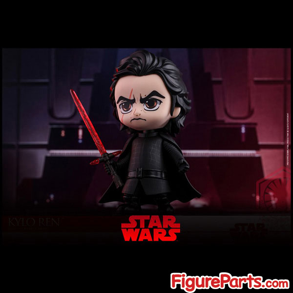 Hot Toys Kylo Ren Cosbaby cosb409 - Star Wars The Last Jedi