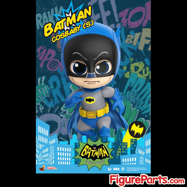 Hot Toys Batman Cosbaby cosb706 - Batman Classic