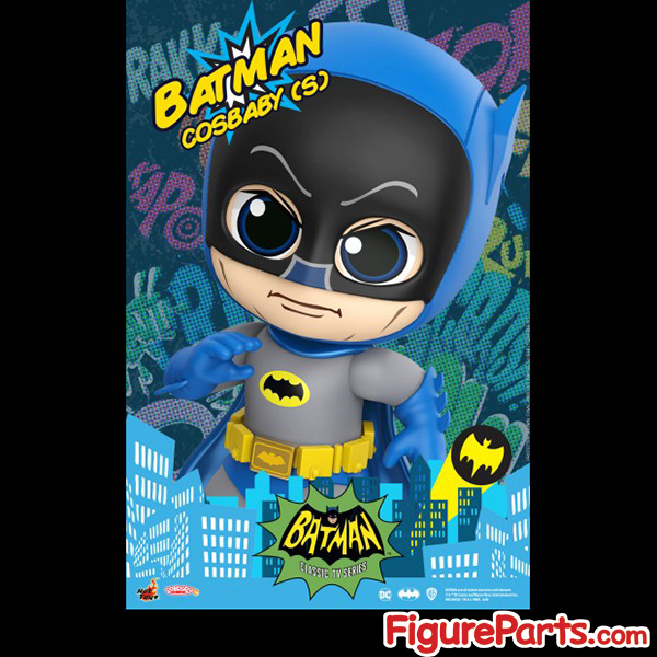 Hot Toys Batman Cosbaby cosb706 2