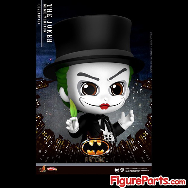 Hot Toys Joker Mime Version Cosbaby cosb713 2