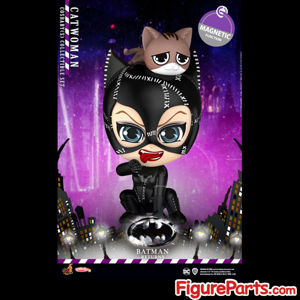 Hot Toys Catwoman Cosbaby cosb715 - Batman Returns
