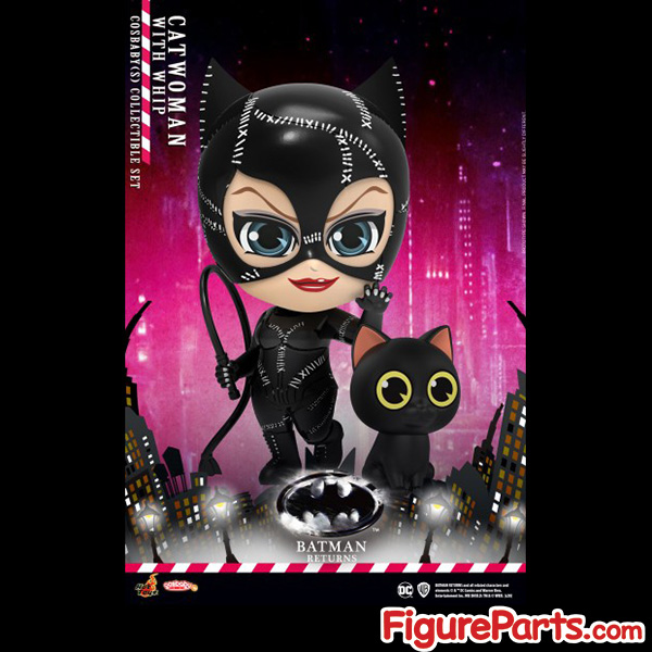 Hot Toys Catwoman with Whip Cosbaby cosb716 - Batman Returns