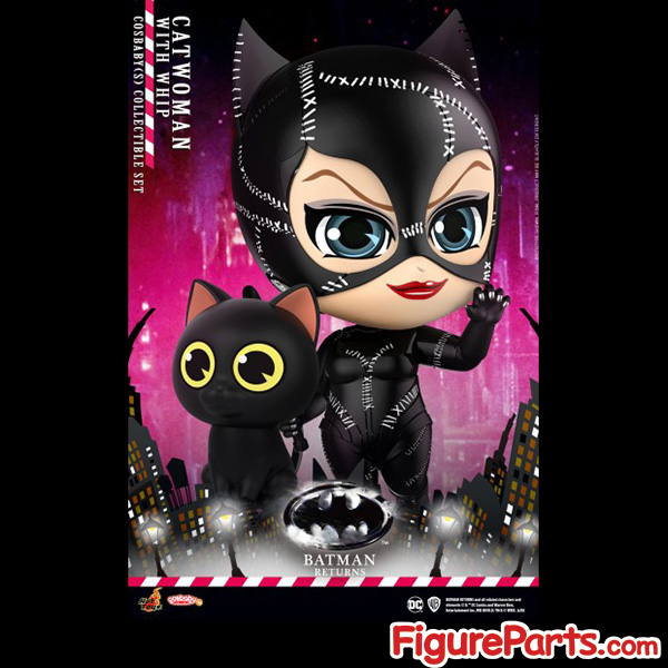 Hot Toys Catwoman with Whip Cosbaby cosb716 2