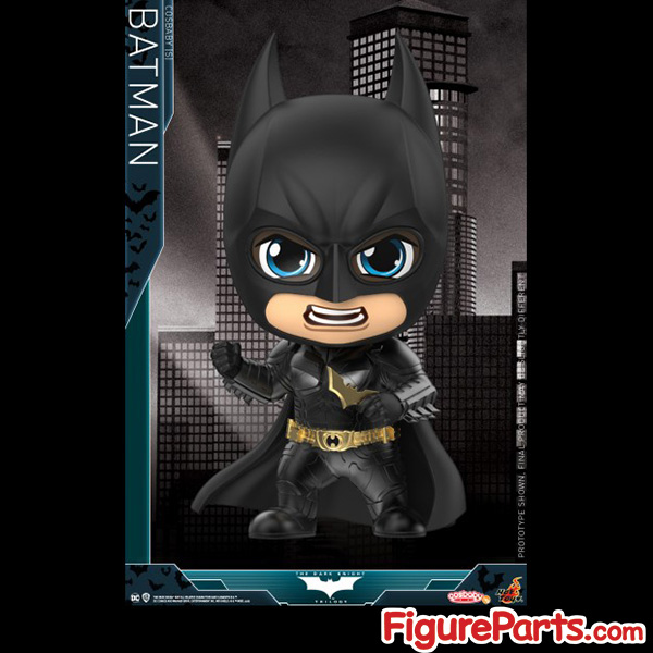 Hot Toys Batman Cosbaby cosb721 - Batman Dark Knight