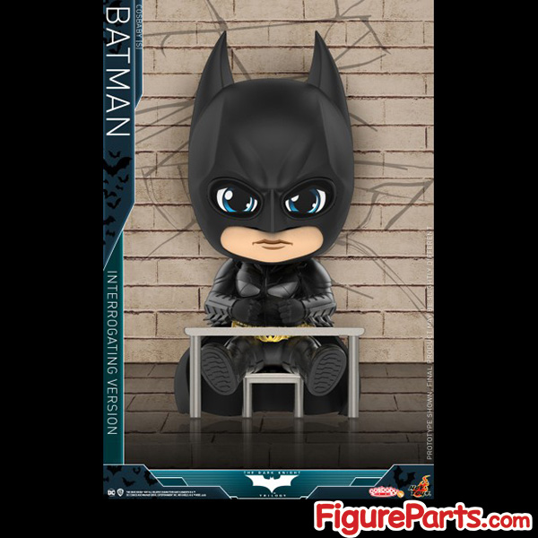 Hot Toys Batman Interrogating Version Cosbaby cosb723 -  Batman Dark Knight
