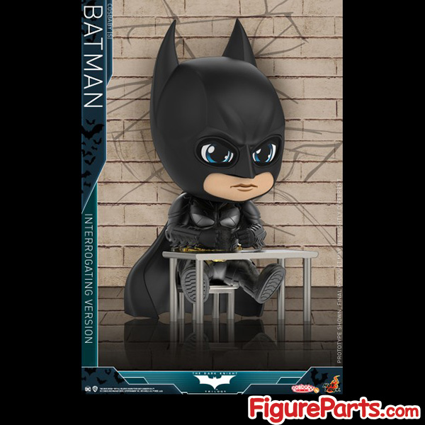 Hot Toys Batman Interrogating Version Cosbaby cosb723 2