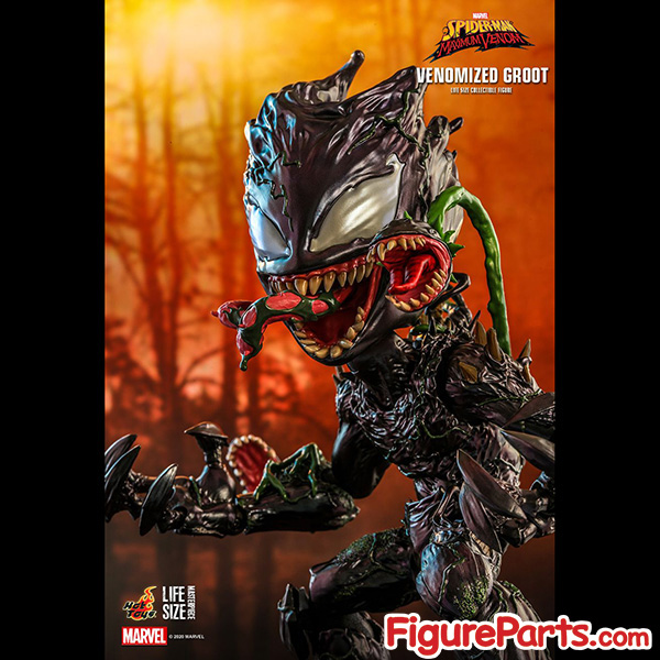 Hot Toys Venomized Groot - Spider-Man Maximum Venom -  lms014 8