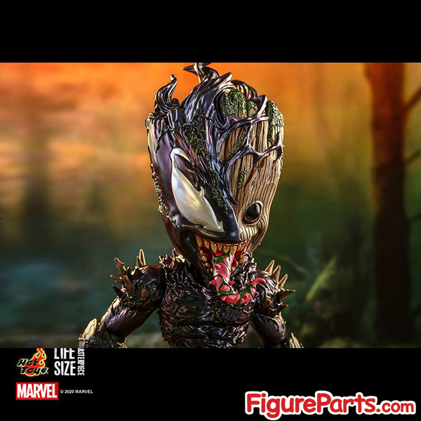 Hot Toys Venomized Groot - Spider-Man Maximum Venom -  lms014 1