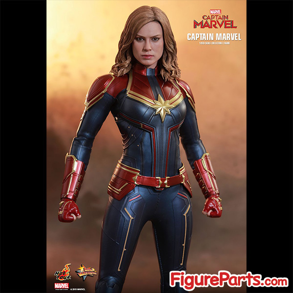 Hot Toys Captain Marvel Normal Version mms521 2