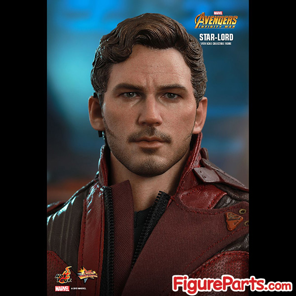 Hot Toys Star-Lord - Guardians of the Galaxy Vol 2 - mms539
