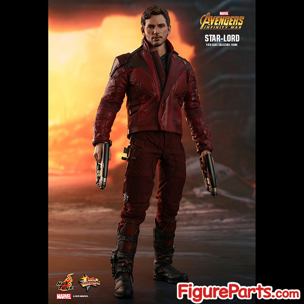 Hot Toys Star-Lord Guardians Galaxy Vol 2 mms539 2