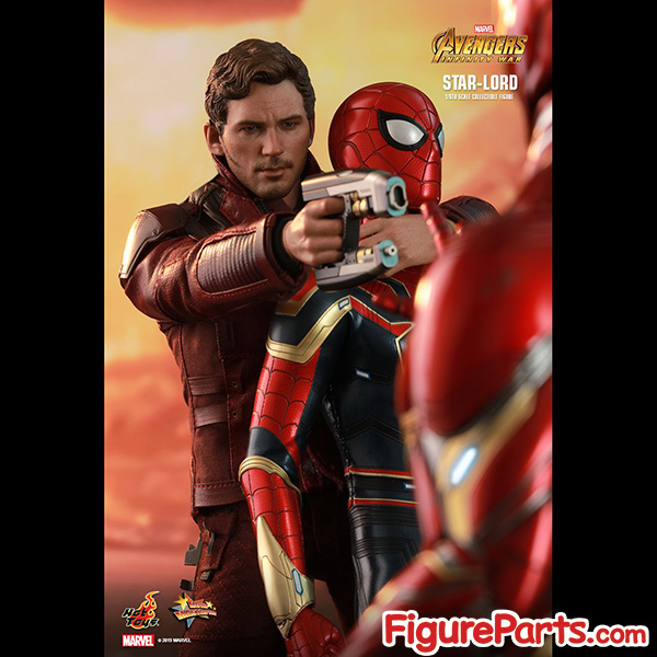 Hot Toys Star-Lord Guardians Galaxy Vol 2 mms539 9