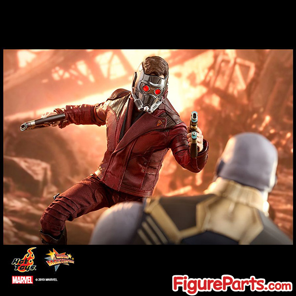 Hot Toys Star-Lord Guardians Galaxy Vol 2 mms539 3