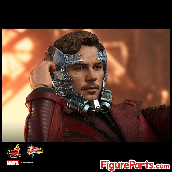 Hot Toys Star-Lord Guardians Galaxy Vol 2 mms539 5