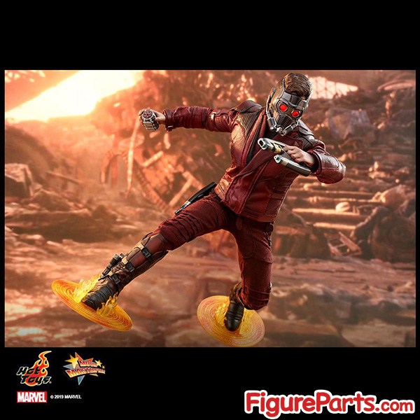 Hot Toys Star-Lord Guardians Galaxy Vol 2 mms539 6