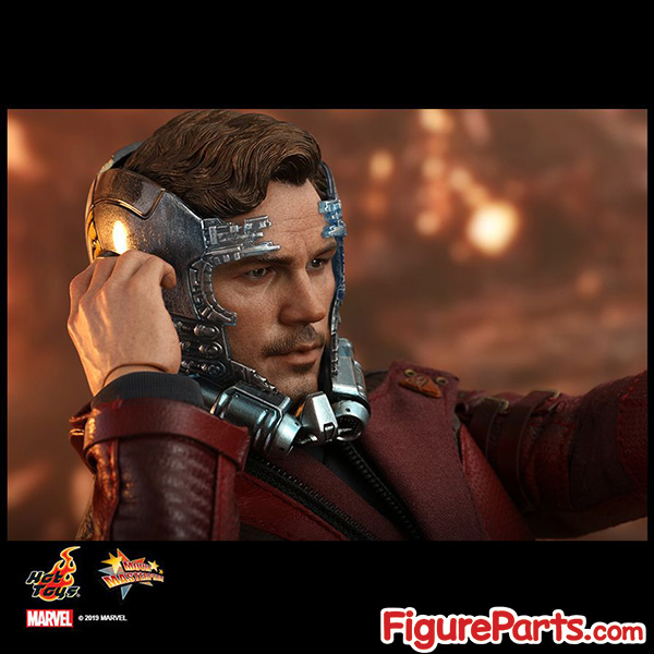 Hot Toys Star-Lord Guardians Galaxy Vol 2 mms539 8